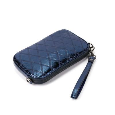 Женская кожаная сумка Cidirro 73595 Блу